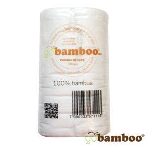 Bambus Ansiktspapir Small 6 pk