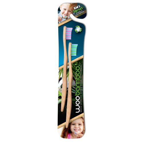 Woobamboo Kids Sprout 2 pk