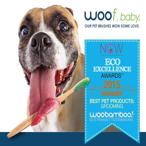 Woobamboo Ecoexcellence Award 2015