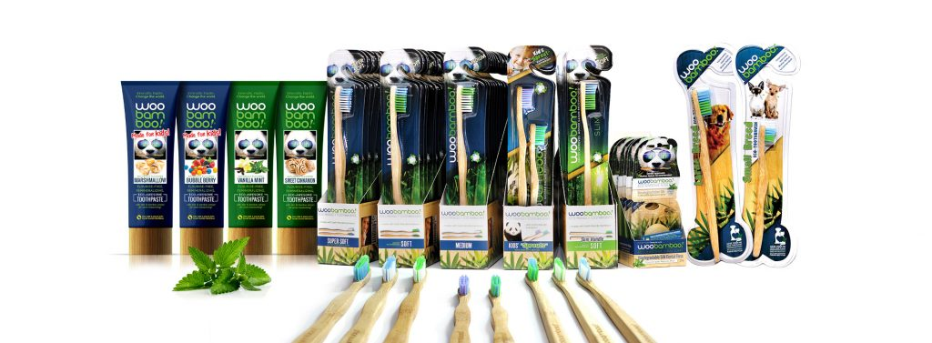 woobamboo products