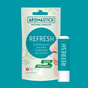 AromaStick Refresh Naturlig Inhalator