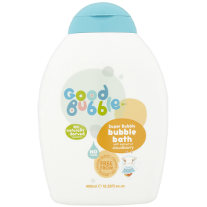 Super Bubbly Bubble Bath with Cloudberry Extract