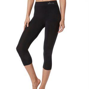 3/4 Leggings in Black Colour