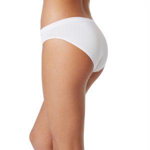 White Classic Bikini for women
