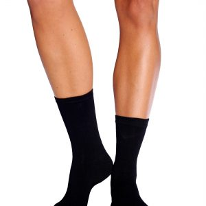Women Everyday Socks in Black