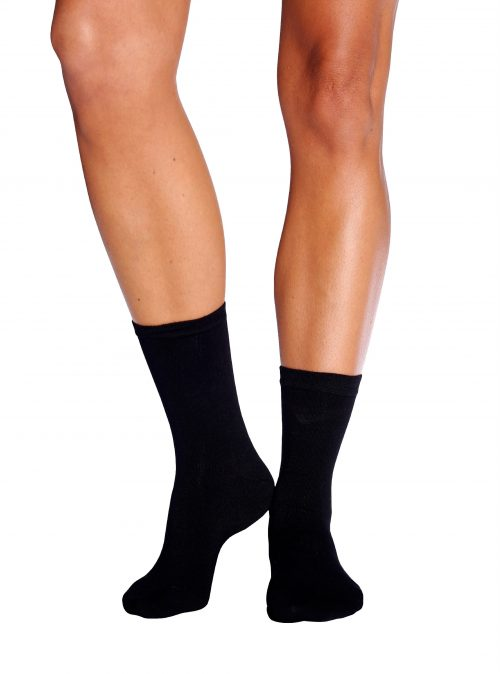 Women Everyday Socks in Black