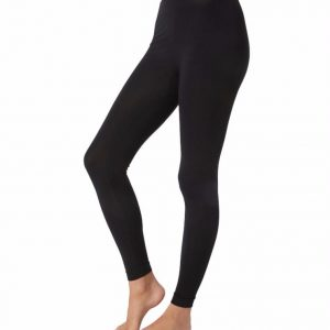 Women Full Length Black Leggings