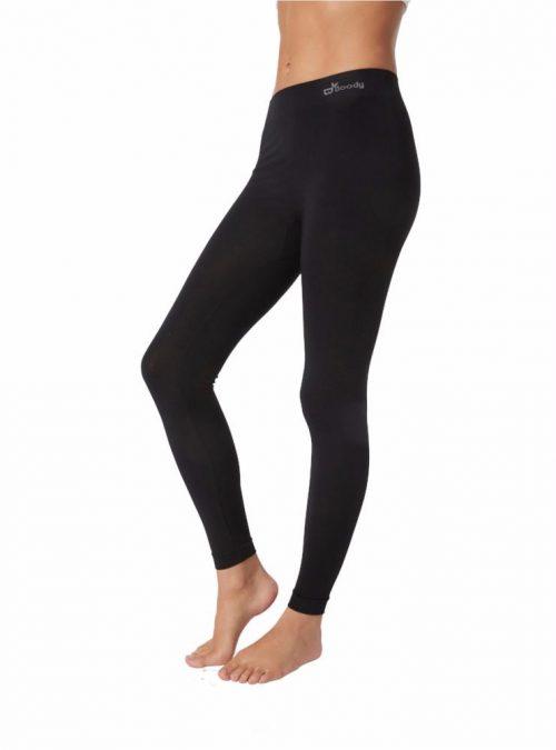 Women Full Length Black Leggings