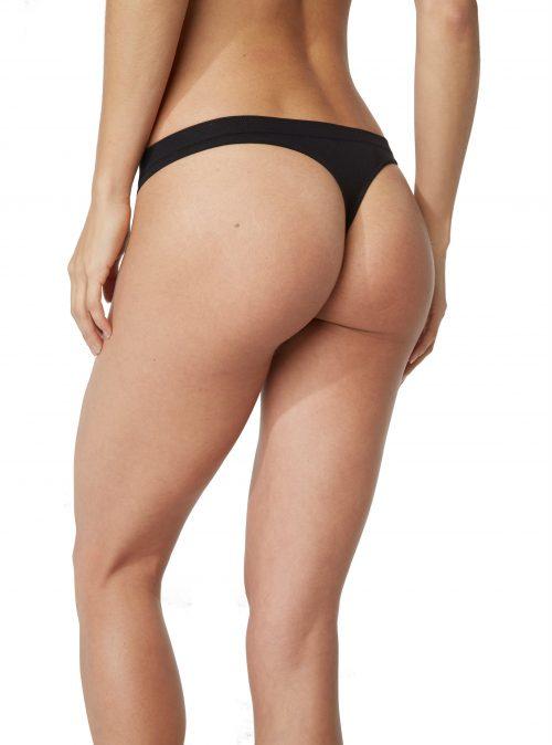G-String Underwear in Black Colour