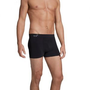 Mens Black Boxer