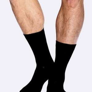Mens Business Sock in Black