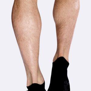 Mens Black Low Cut Socks