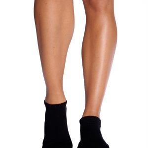 Black Sports Ankle Socks