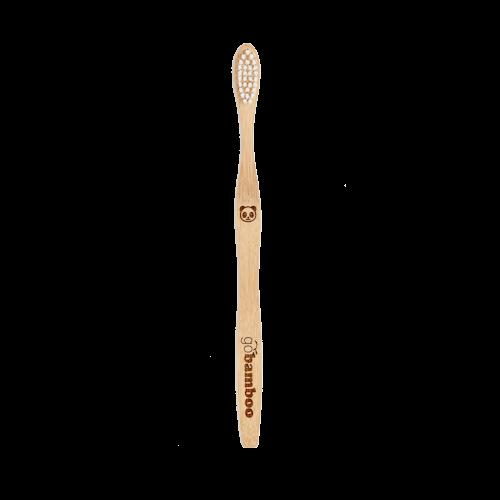 Bambus Tannbørste Super Soft Front