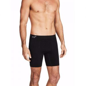 Boody Black Long Length Boxers