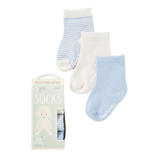 Bloody 3 Pairs of Socks Blue
