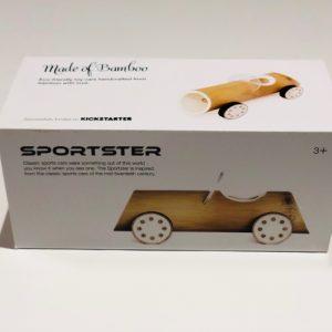 Gobamboo Klassiske sportsbiler leketoy