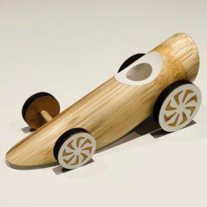 håndlaget bambus bilene