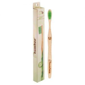Go Bamboo Super Soft Tannbørste