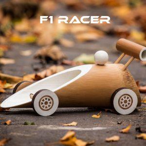 F1 Bambus Bil