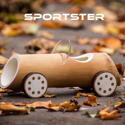 Sportster Bambus Bil