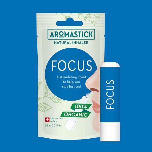 AromaStick Focus Naturlig Inhalator