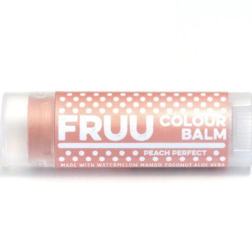 Peach Perfect Fruu Colour Balm