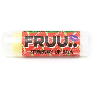 Fruu strawberrry lip balm
