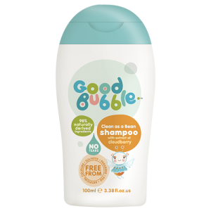 Good Bubble Shampoo with extract of Cloudberry 100ml