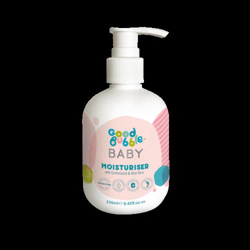 Baby Moisturiser with Cottonseed & Aloe Vera 250ml