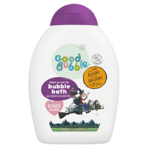 Room on the Broom Pumpkin and Wild Lily Bubble Bath 400ml