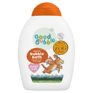 Zog Dragon Fruit and Orange Bubble Bath 400ml