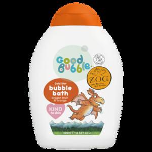 Zog Dragon Fruit and Orange Bubble Bath 400ml